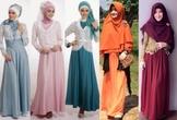 Model Busana Muslimah Terkini yang Bisa Anda Kenakan