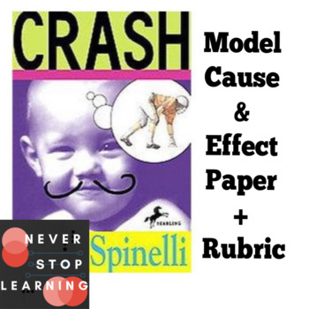 Model Cause and Effect Paper based on CRASH by Jerry Spinelli