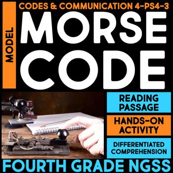 Model Morse Code - Communication through Codes & Technology