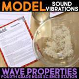 Model Sound Vibrations - Wave Science Stations