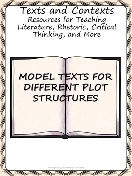 Model Texts for Different Plot Structures