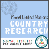 Model United Nations Country Research: Google Drive Resource