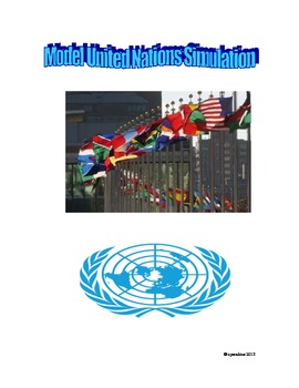 Model United Nations Simulation