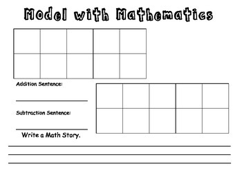 Model With Mathematics Practice