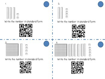 Model form to Standard form (with QR codes)
