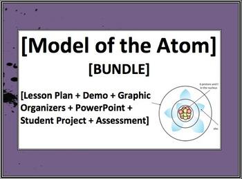 Chemistry: Atomic Structure & Model of the Atom [ppt, proj