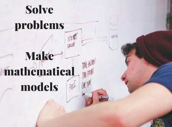 Model with Math POSTER