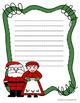 Christmas Templates--Modèles pour des histoires et des poè