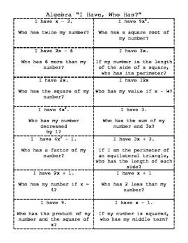 Modeling 1 and 2 Step Equations - Entire Unit *Test Included*