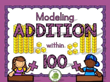 Modeling Addition within 100