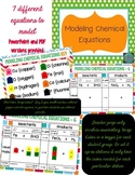 Modeling Chemical Equations