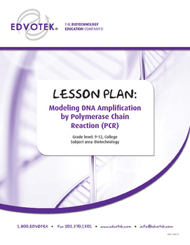 Modeling DNA Amplification by Polymerase Chain Reaction (PCR)