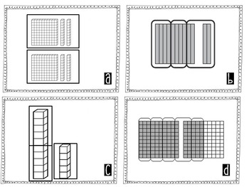 Modeling Decimal Division Matching Activity TEKS 5.3F CCSS 5.NBT.7