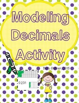 Modeling Decimals