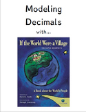 Modeling Decimals: If the World Were a Village