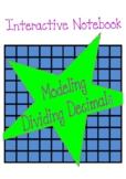 Modeling Dividing Decimals