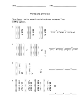 Modeling Division