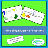 Modeling Division of Fractions