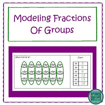 Modeling Fractions of Groups