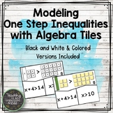 Modeling Inequalities with Algebra Tiles