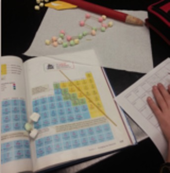 Modeling Molecules with Marshmallows!