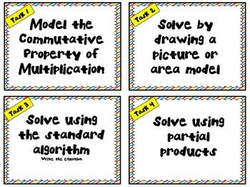 Modeling Multiplication