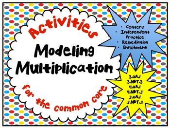 Modeling Multiplication