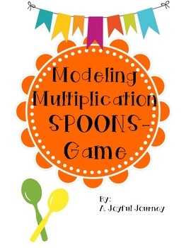 Modeling Multiplication SPOONS game