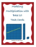 Modeling Multiplication by The Math Fanatic (Task Cards)