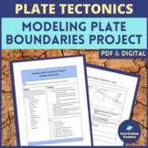 Plate Tectonics Activities Modeling Boundaries