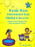 Modeling Quadratics: Water Wars Performance Task (Version 4)