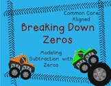 Number Disks and Modeling Subtraction With Zeros