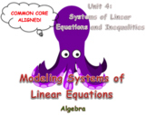 Modeling Systems of Linear Equations