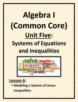 Modeling a System of Linear Equations/Inequalities