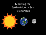 Modeling the Earth-Moon-Sun Relationship