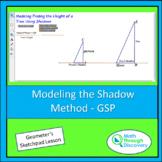 Geometry - Modeling the Shadow Method - GSP