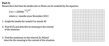 Modeling the spread of ebola using calculus (original and key)