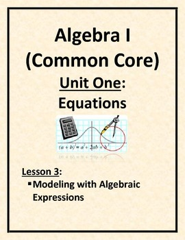 Modeling with Algebraic Expressions