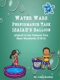 Modeling with Quadratics: Water Wars Performance Task (Version 3)