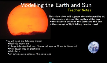 Modelling the Earth and the Sun