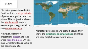Models of Earth PPT w/ Student Note Taking Guide