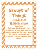Models of Multiplication: Groups of Things