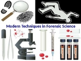 Modern Aid in Forensic Science