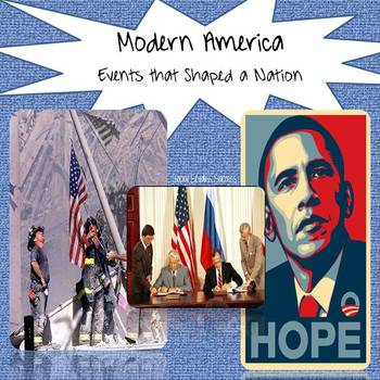 Modern America Discussion Activity