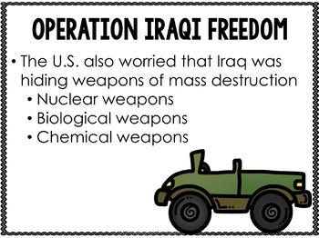 Modern America PowerPoint {U.S. History}
