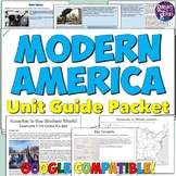 Modern America Study Guide and Unit Packet
