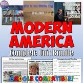 Modern America Unit Set