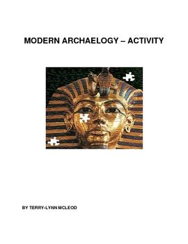 Modern Archaelogy Activity