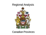 Modern Canada Lecture Slides-Explore Every Territory