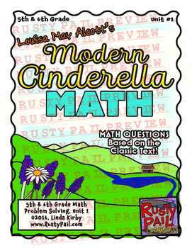 Modern Cinderella - Math Problem Solving – 6th Grade